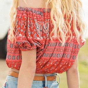 Spell & the Gypsy Collective Gypsiana OTS Top S